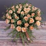 51 роза капучино