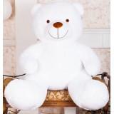 Плюшевый медведь Барт 170 см (Белый)