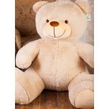 Плюшевый медведь Барт 170 см (Бежевый)