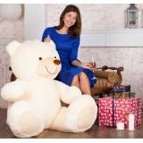 Плюшевый медведь Барт 170 см (Чайная роза)