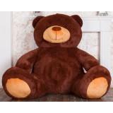 Плюшевый медведь Барт 220 см бурый